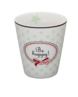 "Happy Mug ""Be happy!"""