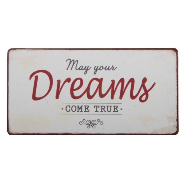 "Magnet ""May your dreams come true"""