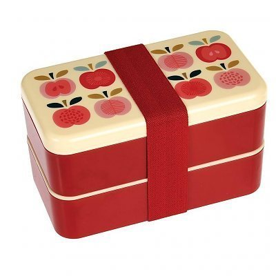 "Bento Box ""Vintage Apple"""