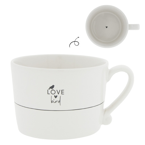 "Tasse ""Love Bird"""